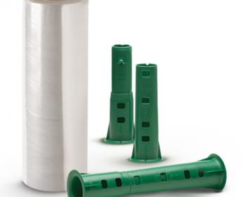 O filme stretch sem tubete é utilizado com um aplicador que encaixa no lugar do tubete de papelão, sendo este um produto ecológico e inovador. Na Lester há filme stretch sem tubete nas versões manual convencional, manual pré-estirado e automático.