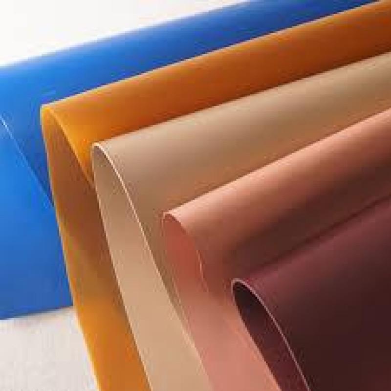 lençol de silicone