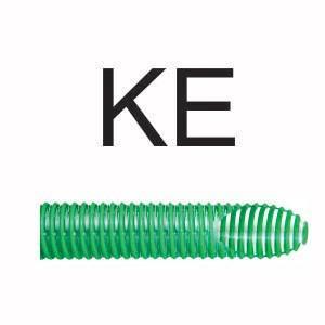 É utilizada para função de condução e descarga de água, a mangueira kanaflex ke transparente e aspiral verde, muito encontrada em equipamentos do setor agrícolas como caminhão pipa no abastecimento de água, limpeza de galerias subterrâneas, suporta vários tipos de produtos químicos e materiais abrasivos.