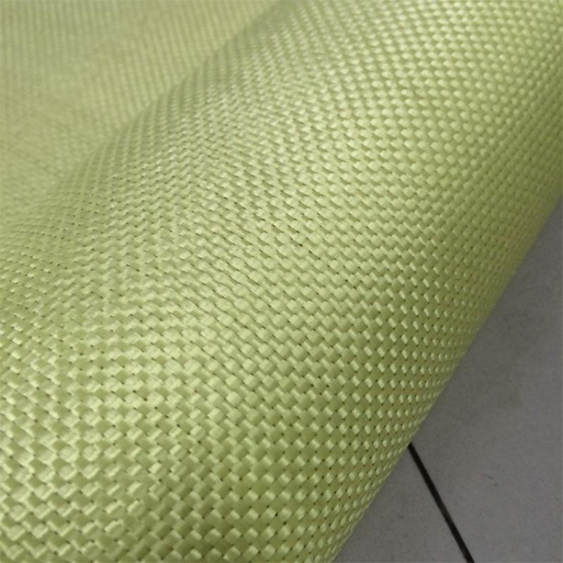 tecido de aramida
