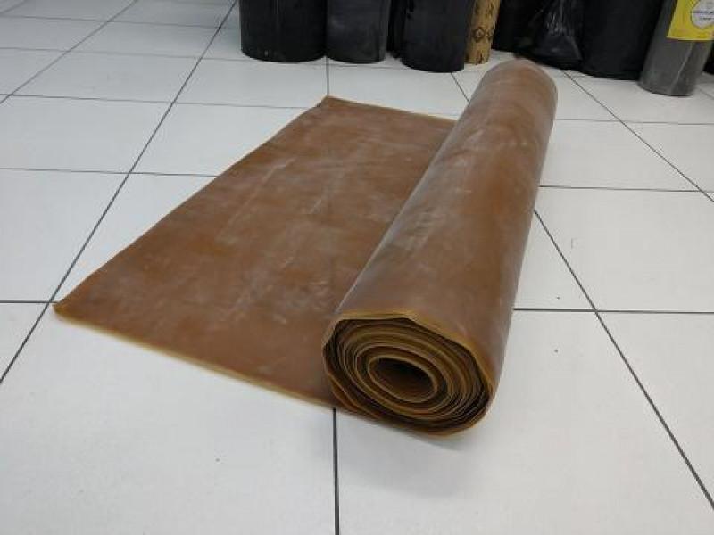 lençol de latex