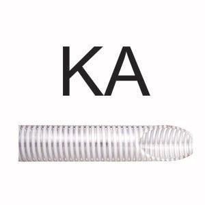A mangueira kanaflex ka é transparente com espiral branco indicada para uso em lugares onde tem que ser atoxica, todos os produtos da kanaflex que é regulamentação ou exigência do mercado, pode ter certeza que você estará coberto com a garantia de uma marca que investe em tecnologia e certificações.