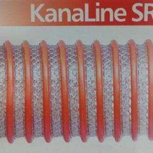 A mangueira kanaflex kanaline SR é produzida em pvc transparente flexível e espiral laranja rígido, o reforço em poliéster é para reforçar ainda mais a mangueira que pode ser submetida em elevadas pressões sem aumentar o seu diâmetro. É conhecida como mangueira transparente com trama e espiral laranja.     Onde posso aplicar a mangueira kanaflex kanaline SR ? Este produto tem uma boa aceitação nos setores de: mineração, garimpo e cascalho nos serviços de construção, limpa fossa, limpeza de galerias, boca de lobo, drenagem e dragagem.