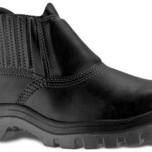 Os sapatos e botinas bracol são equipamentos de segurança importante para os profissionais de hoje, confeccionados em couro impermeável, biqueira de aço, elásticos laterais e solado de poliuretano bidensidade.