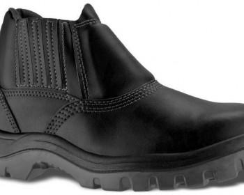 Os sapatos e botinas Bracol são equipamentos de segurança importantes para os profissionais, já que são confeccionados em couro impermeável, biqueira de aço, elásticos laterais e solado de poliuretano bidensidade, dando maior rentabilidade ao trabalho.