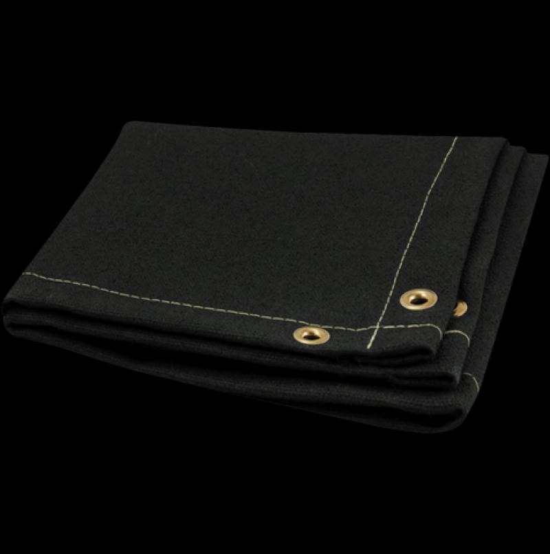 tecido de kevlar preto