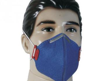 O respirador descartável com válvula, também chamado de máscara descartável, é usado para impedir a entrada de partículas nas vias respiratórias. Este tem designer inovador e apresenta um extraordinário poder de filtragem que barram poeiras e névoas suspensas ao ar.